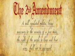 Is The Right To Bear Arms A Natural Right? And Who Says So?