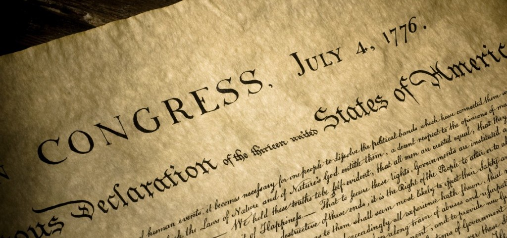 A Hidden Theory of Rights in Thomas Jefferson's Declaration of Independence